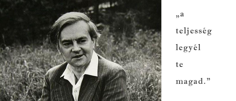 30 éve hunyt el Weöres Sándor